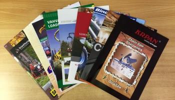 Machinery Brochures